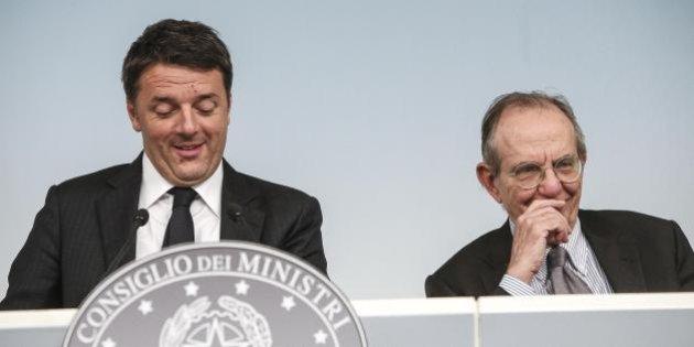 ++ Def: Renzi, deficit sempre in calo, più basso da 2007 ++